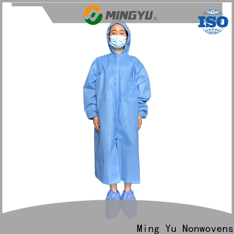 Ming Yu protective clothing factory for adult