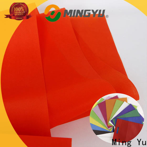 Ming Yu non pp non woven Suppliers for storage