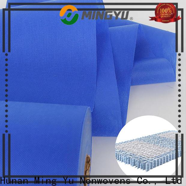 Ming Yu Custom spunbond fabric manufacturers for handbag