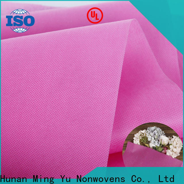 New spunbond nonwoven fabric moistureproof factory for bag