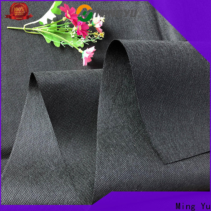 Ming Yu mulching non woven geotextile fabric for business for bag
