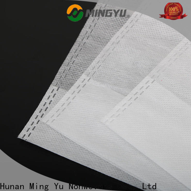 Ming Yu Top weed control fabric manufacturers for home textile