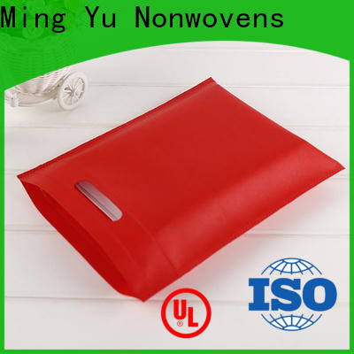 Ming Yu Best non woven polypropylene bags for business for bag