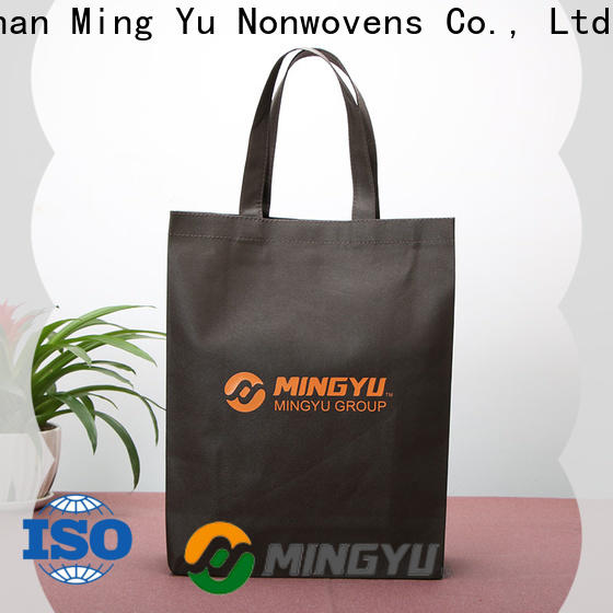 Ming Yu Top nonwoven bags Suppliers for package