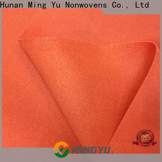 New punch needle fabric spandex Supply for home textile