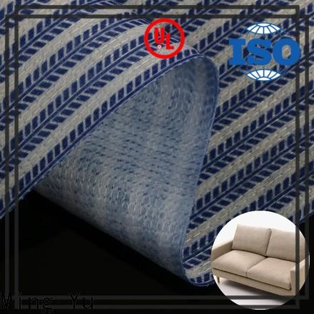 Ming Yu Top stitchbond polyester fabric Supply for storage