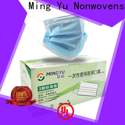 Ming Yu Custom face mask material for business for medical