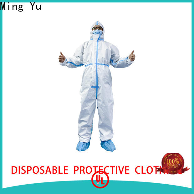 Ming Yu protective clothing Supply for adult