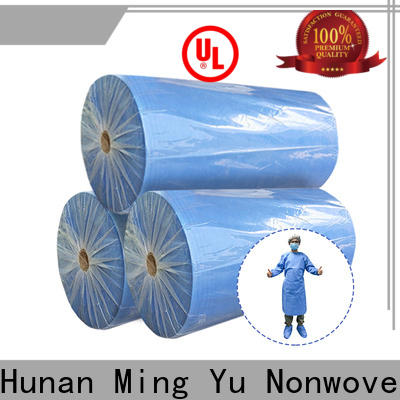 Ming Yu High-quality face mask material for business for medical