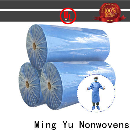 Ming Yu Wholesale pp spunbond nonwoven fabric factory for storage