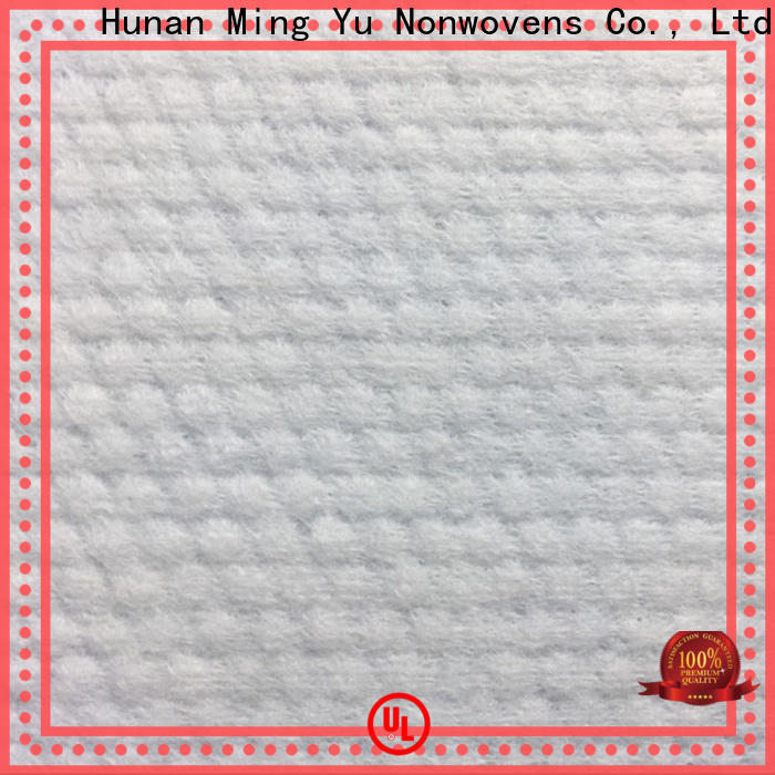 Ming Yu Wholesale non-woven fabric manufacturing Supply for storage