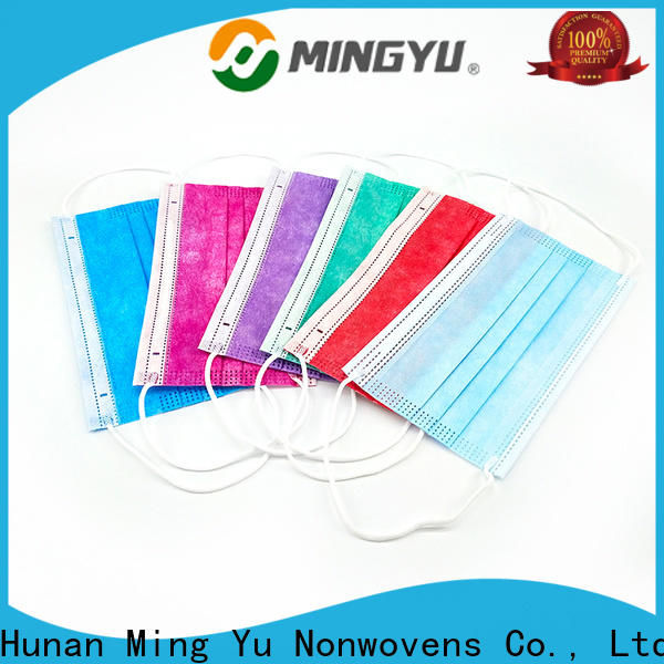 Ming Yu Wholesale non-woven fabric manufacturing manufacturers for package
