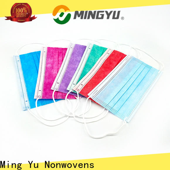 Ming Yu Top face mask material Suppliers for medical