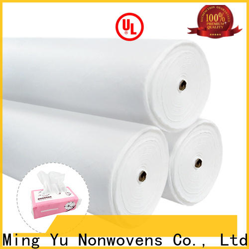 Ming Yu unremitting non-woven fabric manufacturing factory for handbag