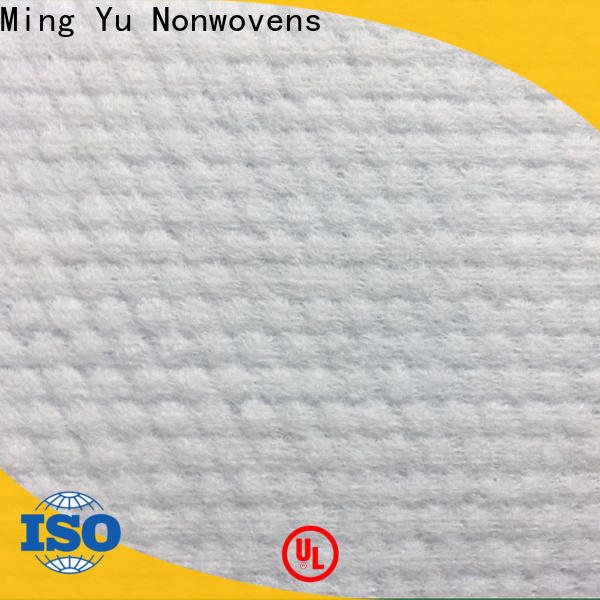 Ming Yu High-quality spunlace non woven fabric for business for bag
