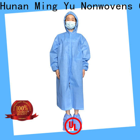 Ming Yu Best non-woven fabric manufacturing Supply for bag