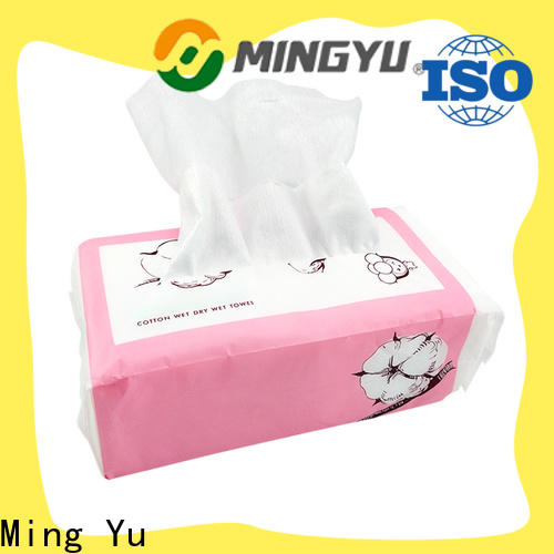 Ming Yu ecofriendly spunlace non woven fabric manufacturers for bag