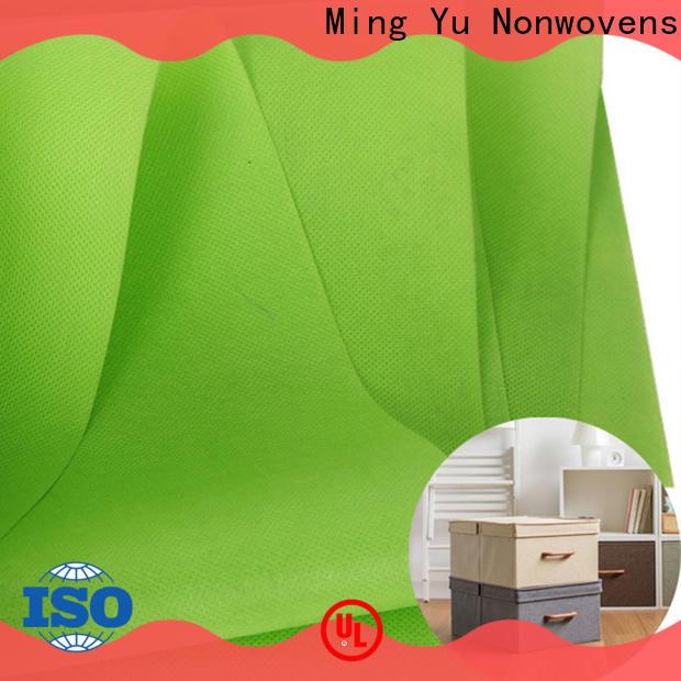 Ming Yu polypropylene spunbond fabric for business for bag