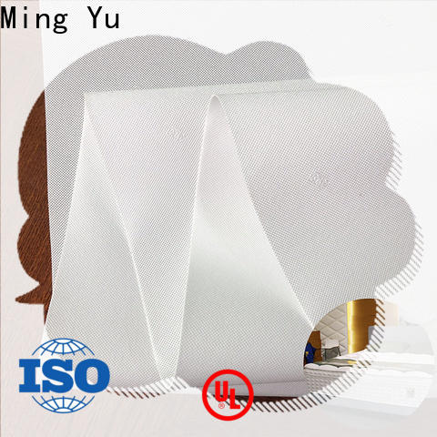 Ming Yu non non woven polypropylene fabric for business for storage