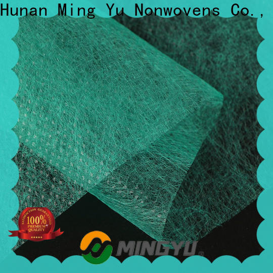 Ming Yu mulching agriculture non woven fabric company for handbag