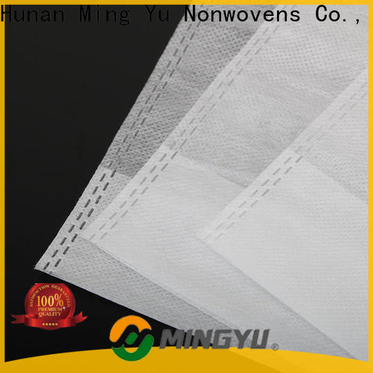 Ming Yu New non woven geotextile fabric manufacturers for bag
