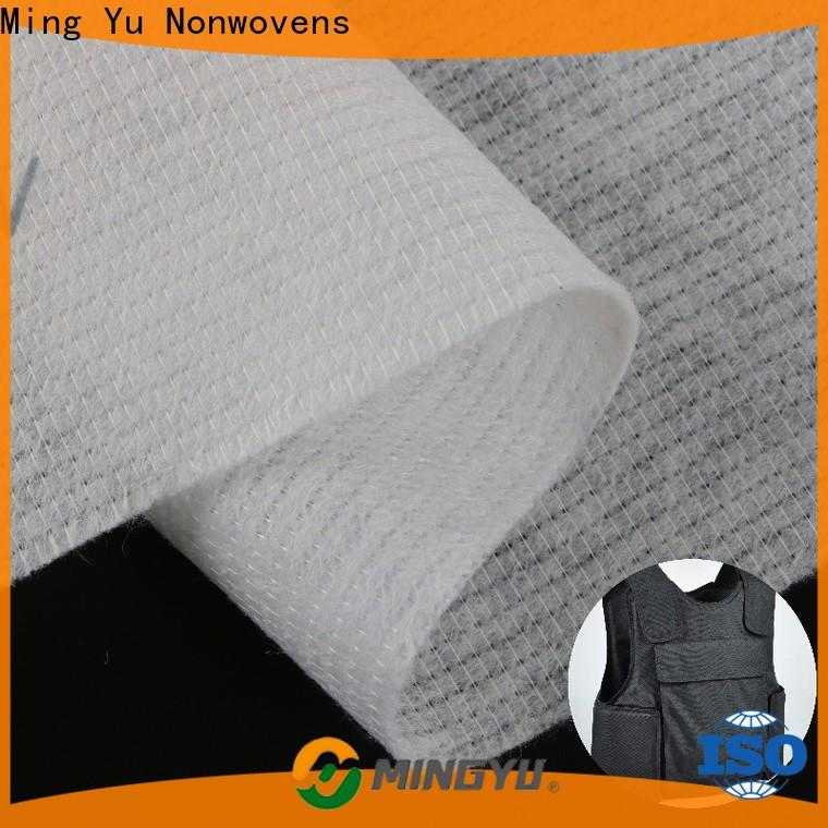 Ming Yu nonwoven mattress ticking fabric Suppliers for home textile