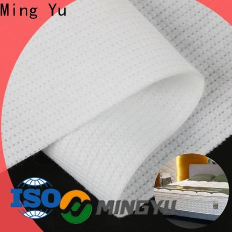 Ming Yu protection mattress ticking fabric Supply for bag