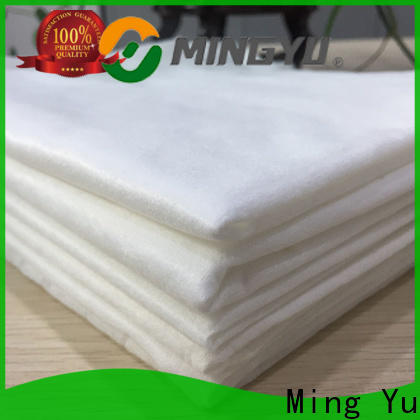 Custom spunbond fabric white for business for home textile