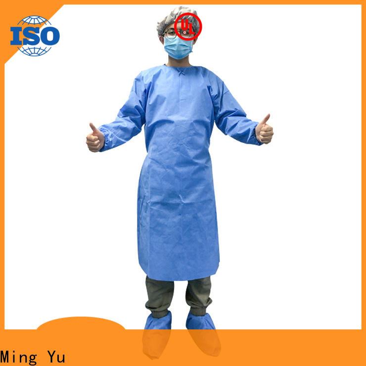 Ming Yu protective clothing manufacturers for hospital