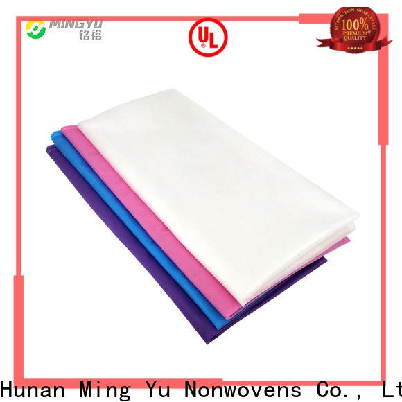 Ming Yu New non-woven fabric manufacturing Supply for package