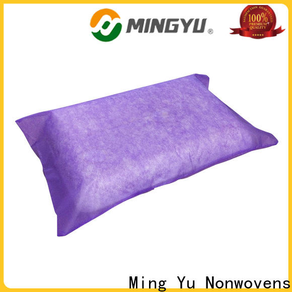 Ming Yu Wholesale non woven polypropylene fabric factory for storage