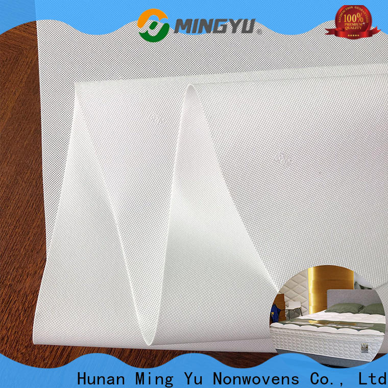Ming Yu Top pp non woven factory for package