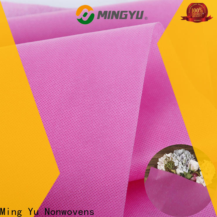 Ming Yu woven spunbond fabric for business for storage