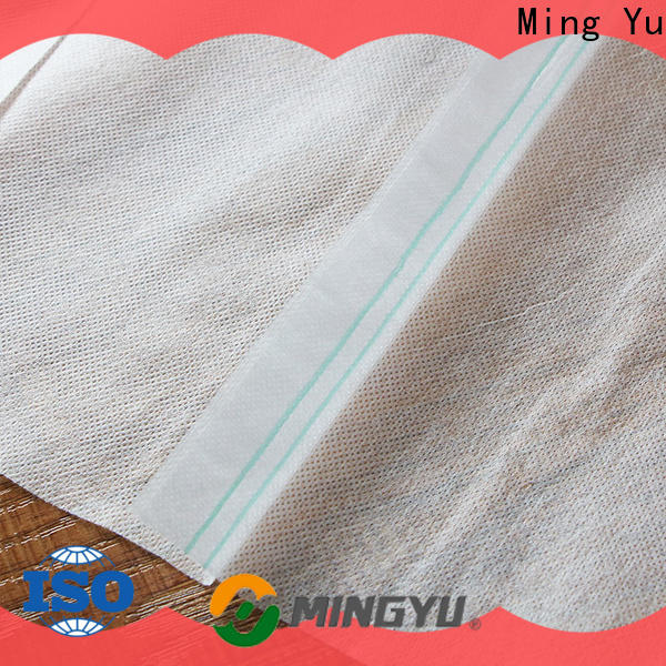 Ming Yu cloth agriculture non woven fabric Suppliers for bag