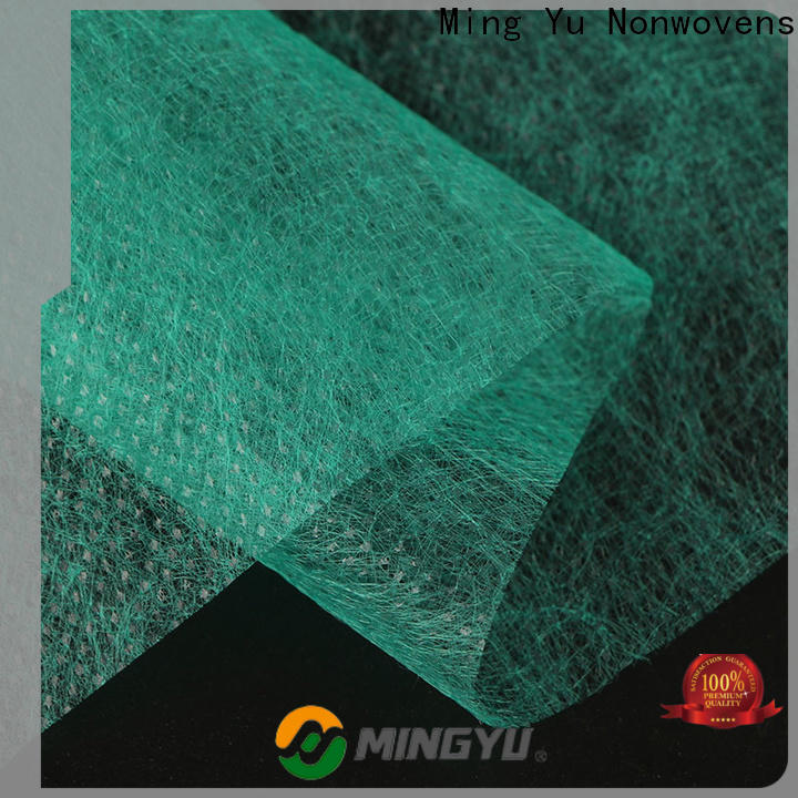 Ming Yu Latest geotextile fabric manufacturers for bag