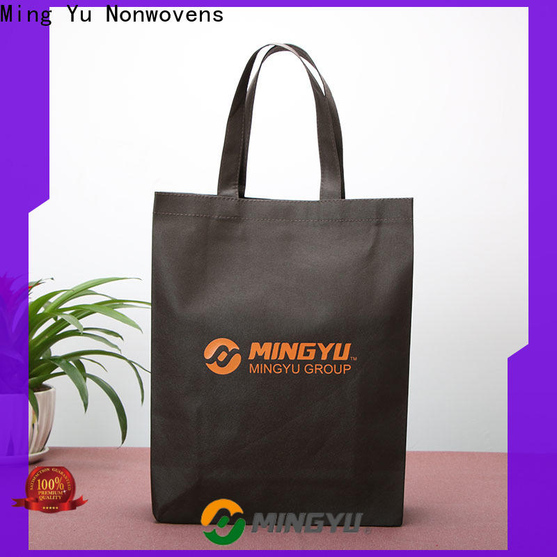 Ming Yu Custom non woven bags wholesale manufacturers for storage