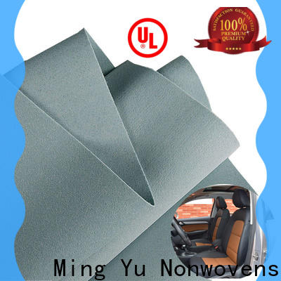 Ming Yu High-quality felt nonwoven for business for bag