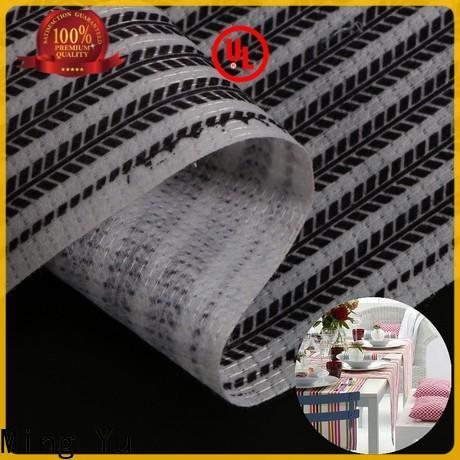 Custom bonded fabric stitch company for storage