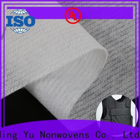 Ming Yu Custom stitch bonded fabric company for handbag