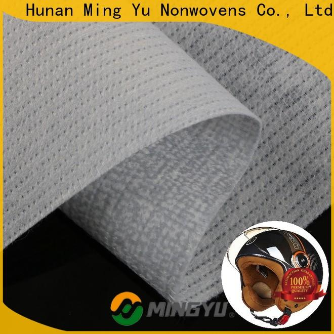 Ming Yu High-quality stitch bonded nonwoven fabric factory for package