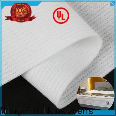 Ming Yu High-quality stitch bonded fabric Supply for bag