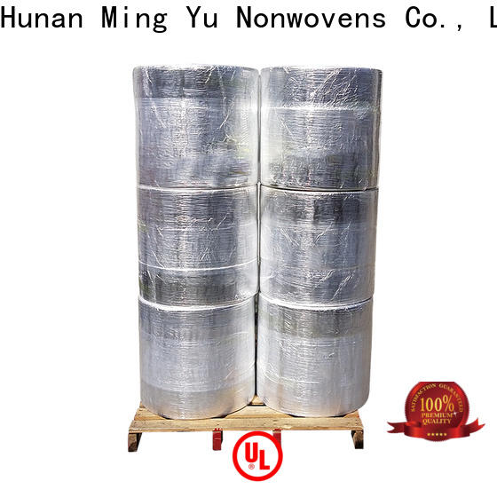 Ming Yu home non woven polypropylene fabric for business for bag