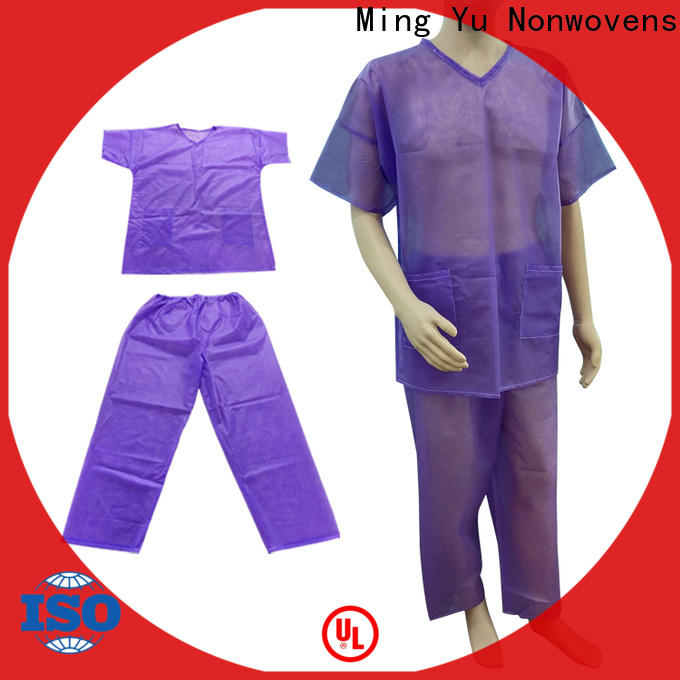 Ming Yu fabric non-woven fabric manufacturing Suppliers for home textile