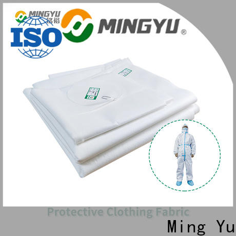 Ming Yu efforts non-woven fabric manufacturing for business for storage