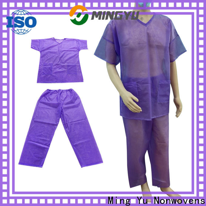 Ming Yu Wholesale protective clothing company for hospital