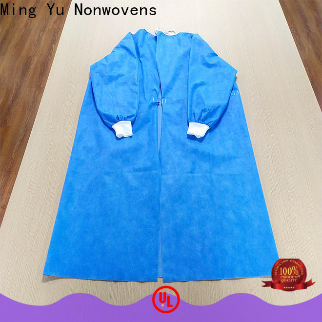 Ming Yu cost non-woven fabric manufacturing for business for home textile