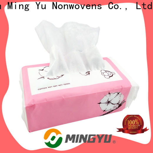 Ming Yu white spunbond nonwoven fabric Supply for package