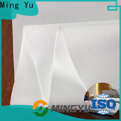 Ming Yu textile pp non woven Suppliers for bag