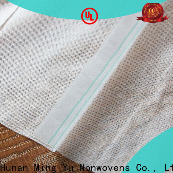 Ming Yu cover non woven geotextile fabric Supply for storage