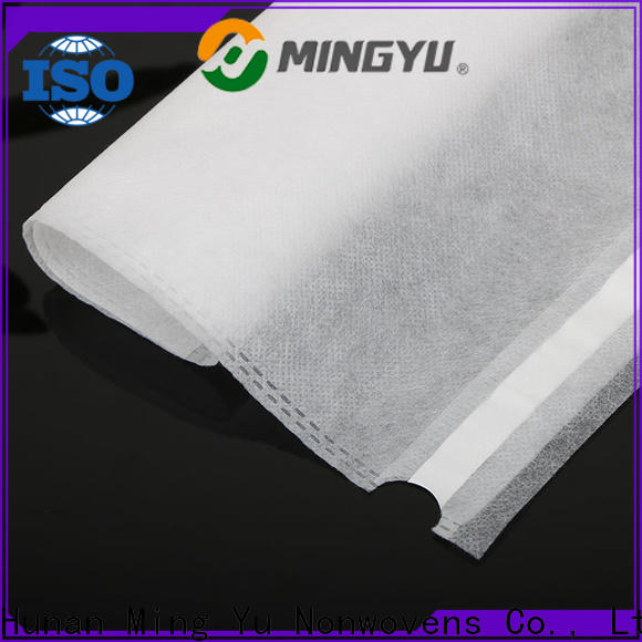 Ming Yu High-quality ground cover fabric manufacturers for handbag